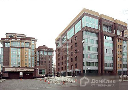 Продаётся 3-комнатная квартира, 105.3 м²