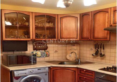 Продаётся 3-комнатная квартира, 65.6 м²
