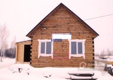 Продаётся 1-этажный дом, 46 м²
