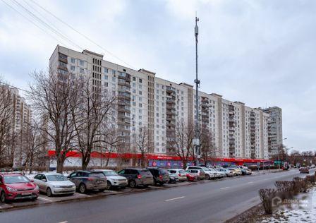 Продаётся 3-комнатная квартира, 72.22 м²