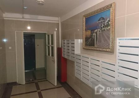 Продаётся 1-комнатная квартира, 63.8 м²