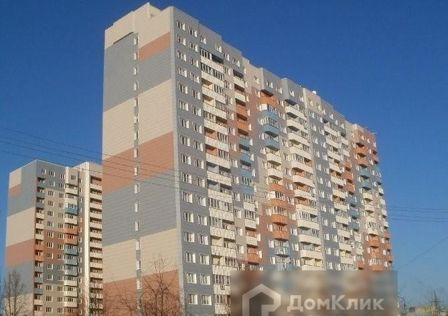 Продаётся 1-комнатная квартира, 50.8 м²