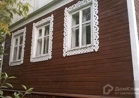 Продаётся 1-этажный дом, 41.5 м²