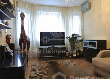 Продаётся 3-комнатная квартира, 78 м²