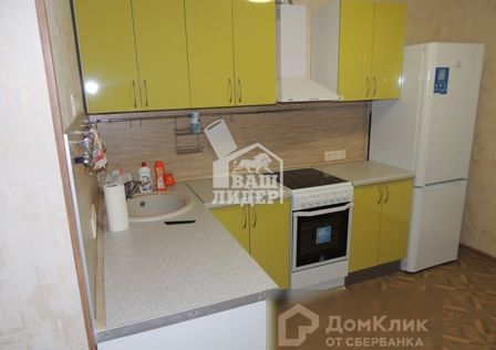 Продаётся 1-комнатная квартира, 38.5 м²