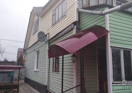 Продаётся 2-этажный дом, 156.1 м²
