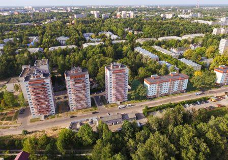 Жилой дом по улице Комсомольской