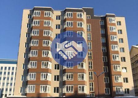 Продаётся 2-комнатная квартира, 66.7 м²