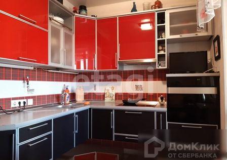 Продаётся 3-комнатная квартира, 55.7 м²