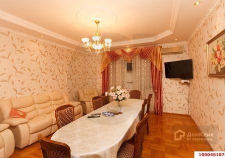 Продаётся 1-этажный дом, 115 м²