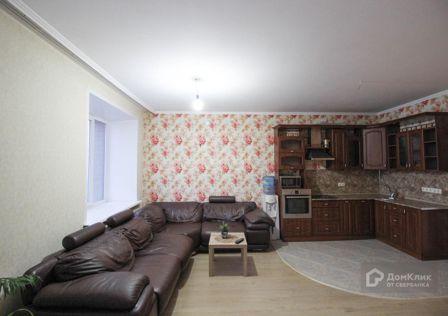 Продаётся 3-комнатная квартира, 90.6 м²