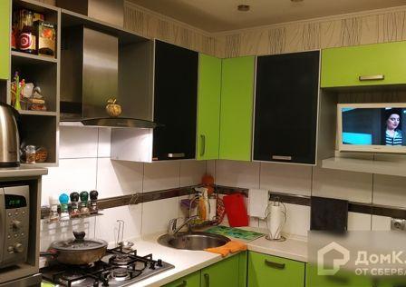 Продаётся 3-комнатная квартира, 60.4 м²