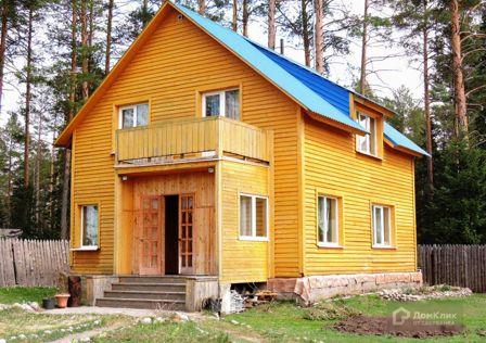 Продаётся 2-этажный дом, 124 м²