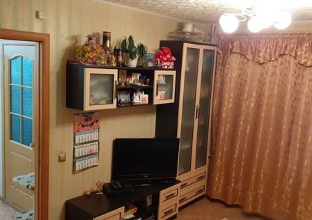 Продаётся 3-комнатная квартира, 42 м²