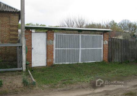 Продаётся 1-этажный дом, 41 м²