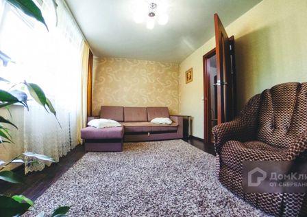 Продаётся 2-комнатная квартира, 36.6 м²