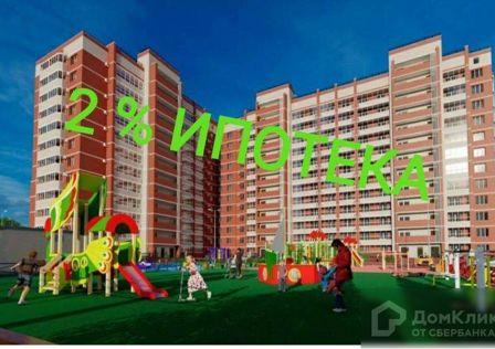 Продаётся 2-комнатная квартира, 64.4 м²