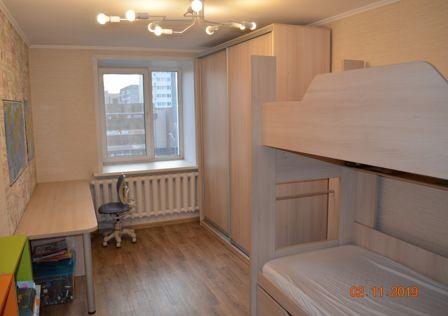 Продаётся 3-комнатная квартира, 44.9 м²