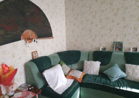 Продаётся 4-комнатная квартира, 70 м²