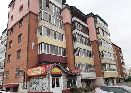 Продаётся 1-комнатная квартира, 42.6 м²