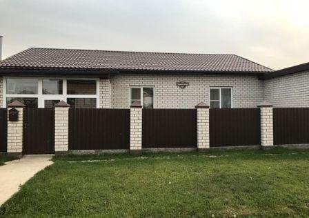 Продаётся 1-этажный дом, 95 м²