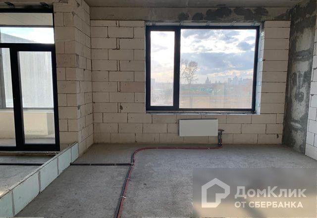 Продаётся 1-комнатная квартира, 46.9 м²
