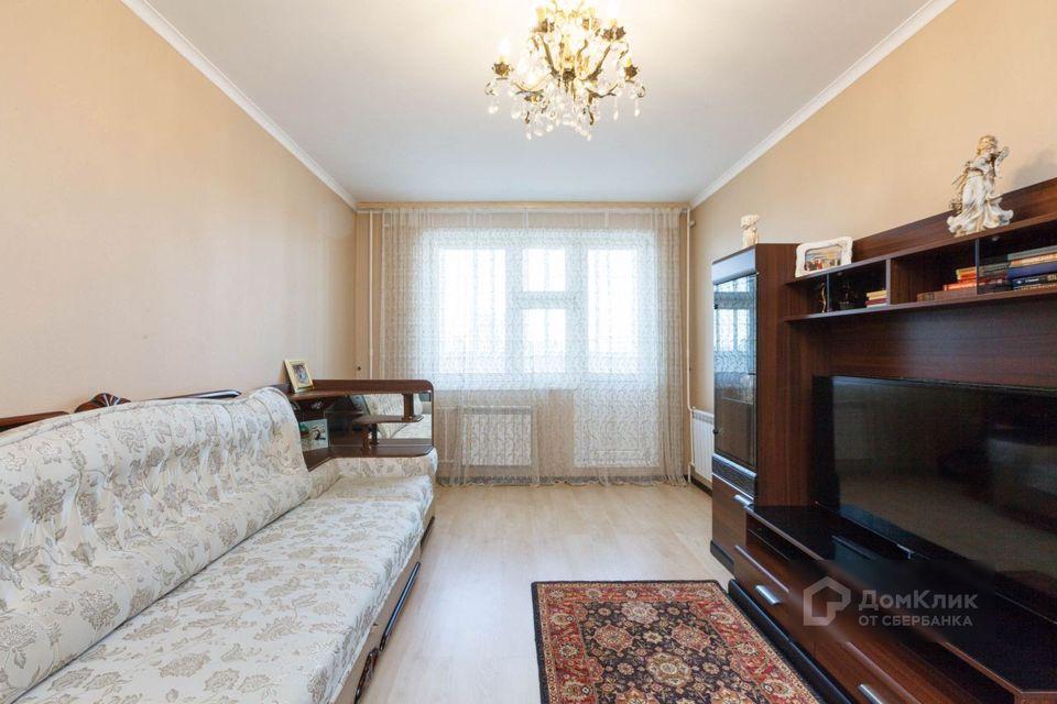 Продаётся 2-комнатная квартира, 56.7 м²