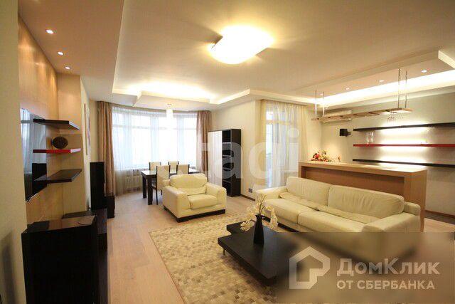 Продаётся 2-комнатная квартира, 97.5 м²