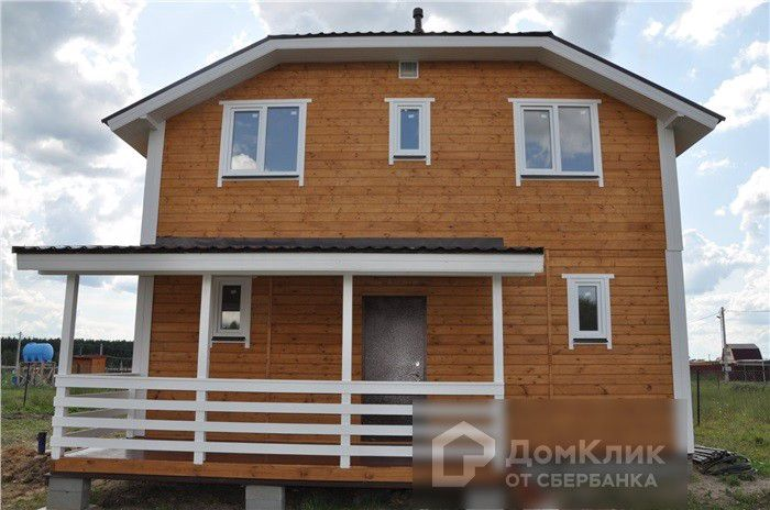 Продаётся 2-этажный дом, 85 м²