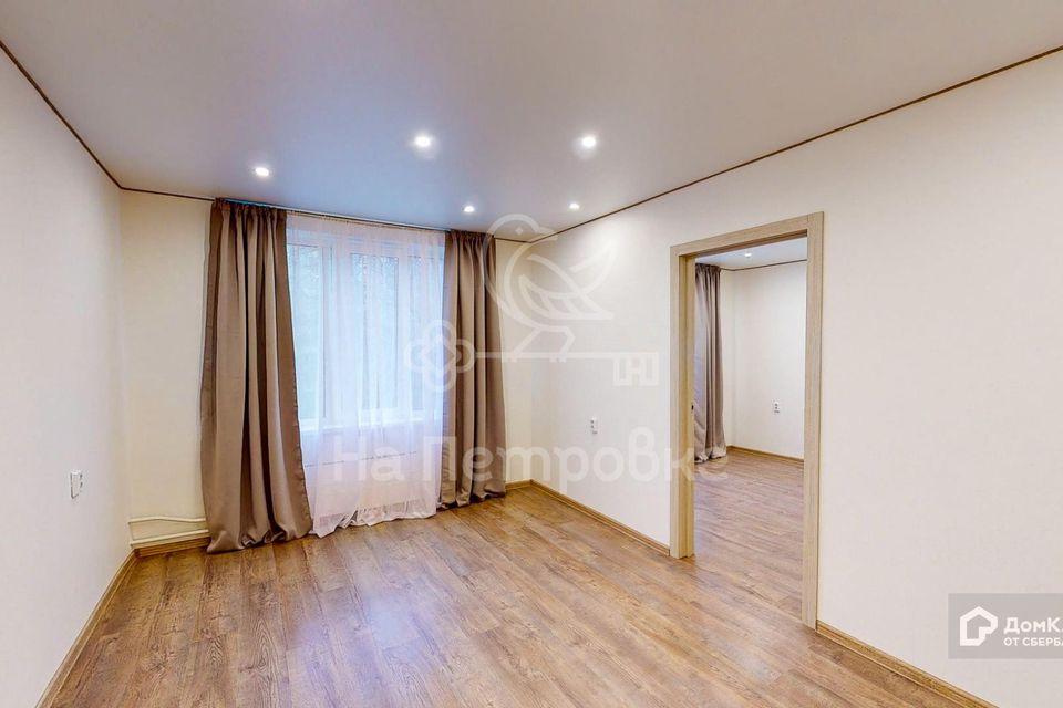 Продаётся 3-комнатная квартира, 49.7 м²