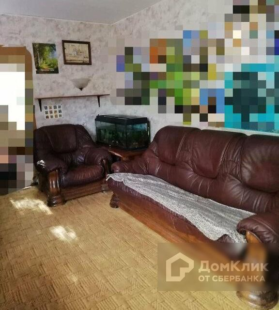 Продаётся 1-комнатная квартира, 63 м²