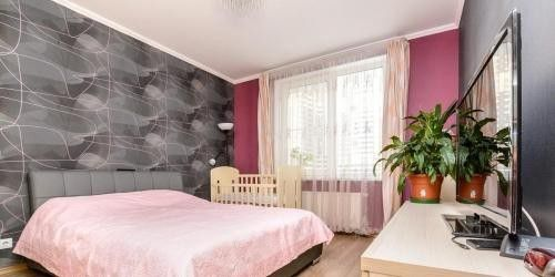 Продаётся 3-комнатная квартира, 92.5 м²