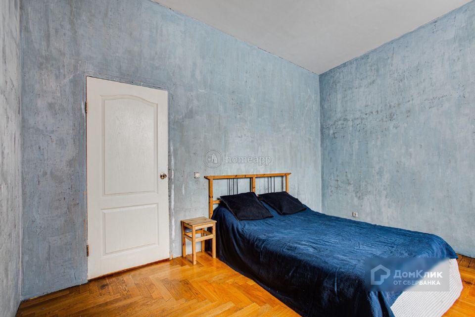 Продаётся 4-комнатная квартира, 116.1 м²