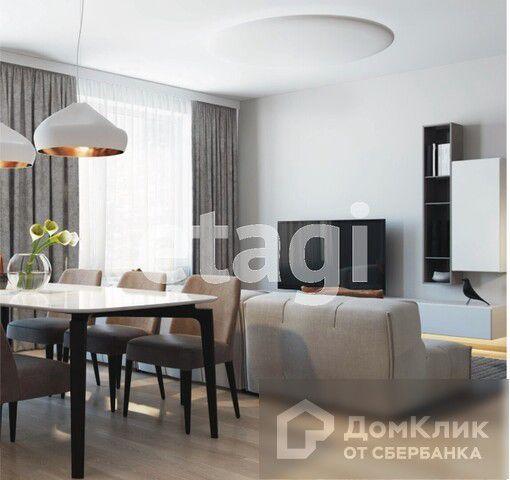 Продаётся 2-комнатная квартира, 64 м²