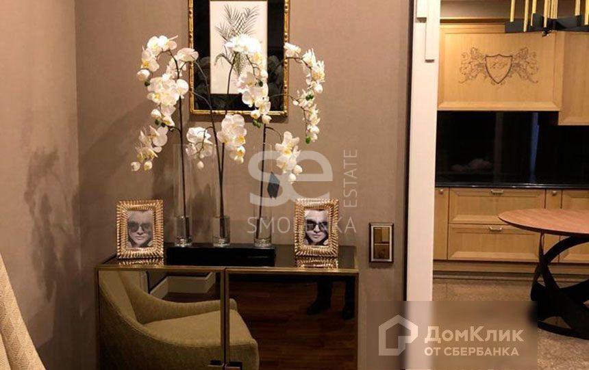 Продаётся 3-комнатная квартира, 113 м²