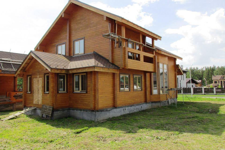 Продаётся 3-этажный дом, 340 м²