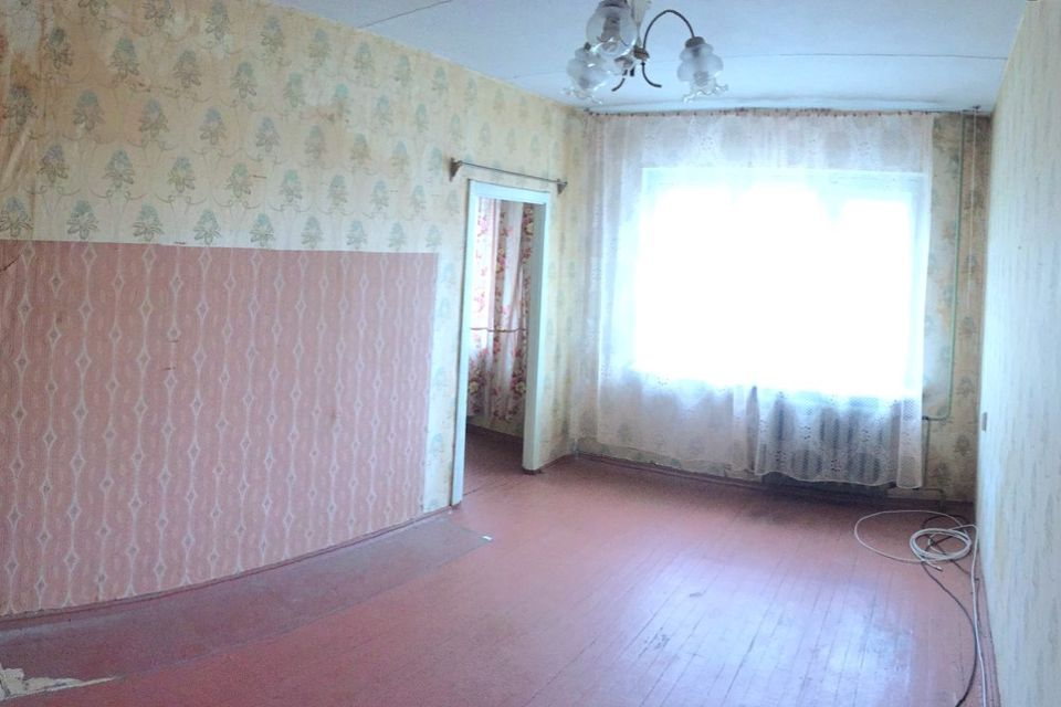 Продаётся 3-комнатная квартира, 57 м²