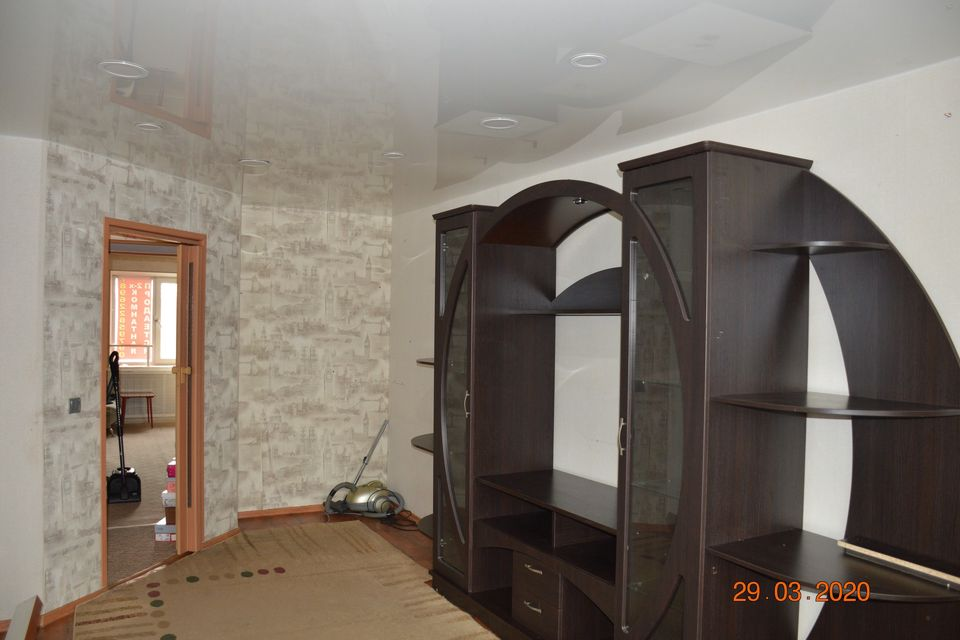 Продаётся 2-комнатная квартира, 46.5 м²