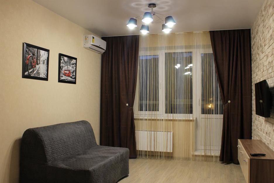 Продаётся 1-комнатная квартира, 35.5 м²
