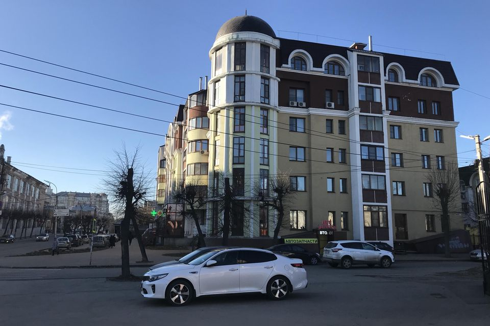 Продаётся 1-комнатная квартира, 48.4 м²